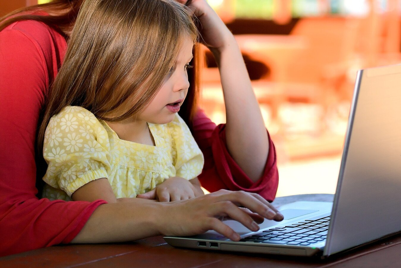 Tips for working from home while the kids are home!