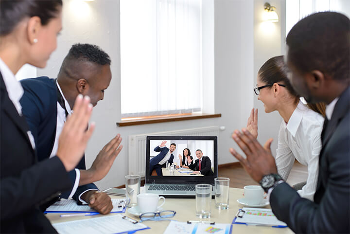So why should businesses use virtual meetings?