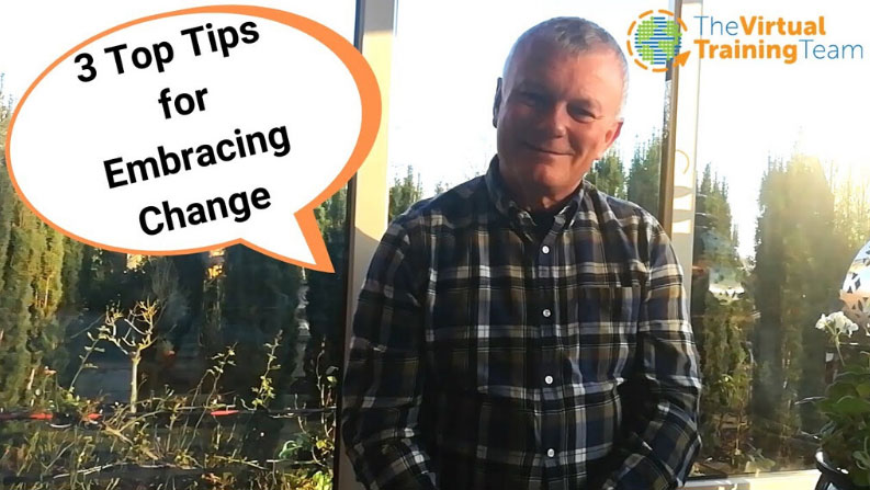 3 Top Tips for Embracing Change