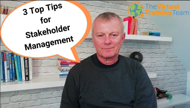 Stakeholder Management: 3 Top Tips for Project Managers