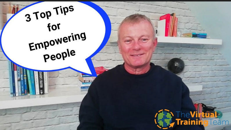 3 Top Tips for Empowering People