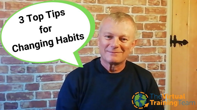 3 Top Tips on Changing Habits