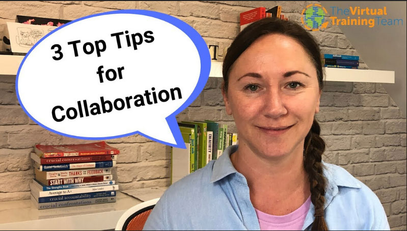 3 Tips for Collaboration