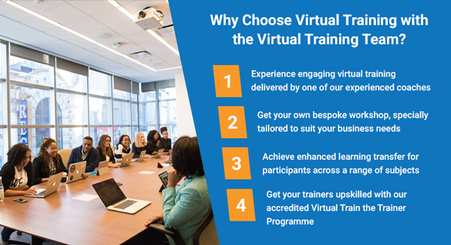 Why Choose Virtual Training with the Virtual Training Team